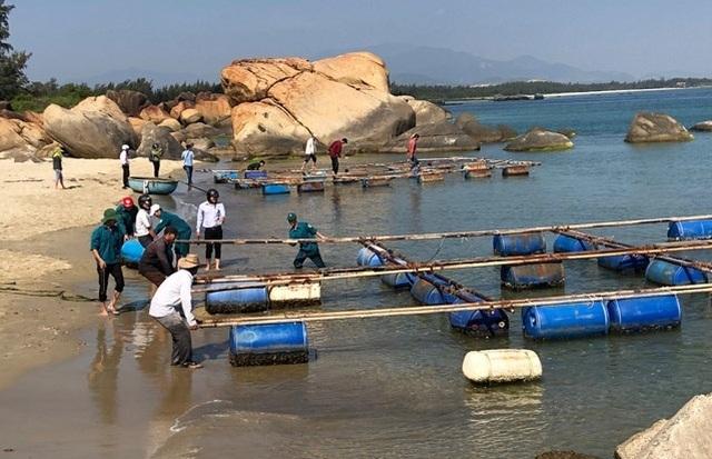 Quảng Ngãi:  Gần 10 tỷ đồng hỗ trợ người nuôi cá chuyển đổi nghề - 2