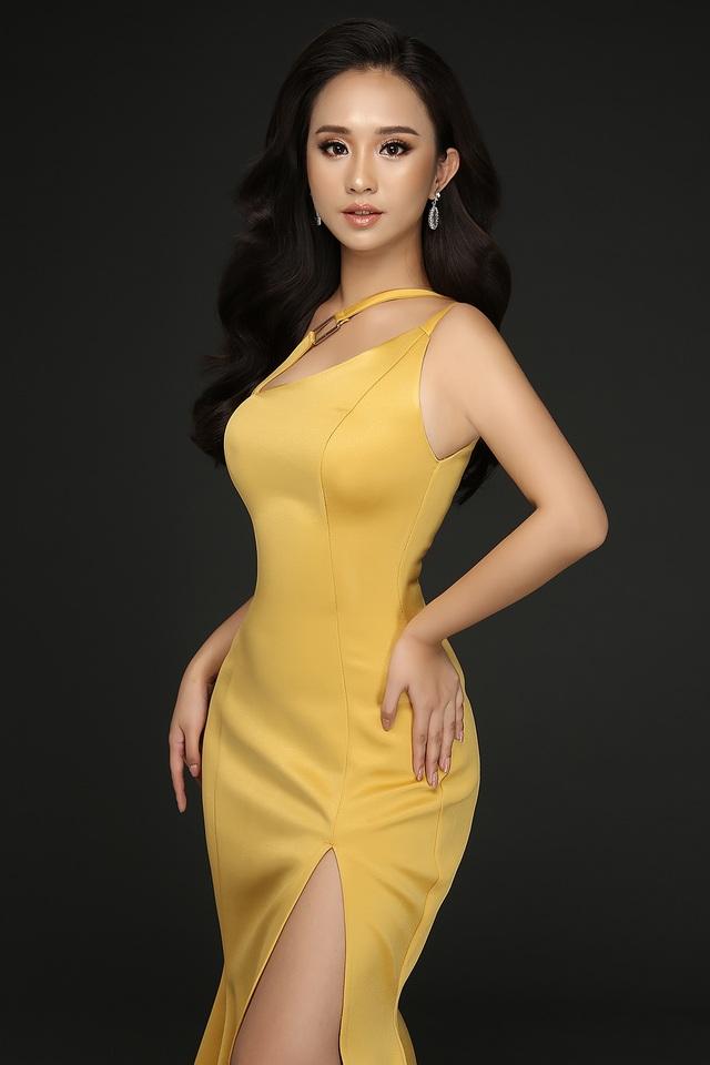 Chân dung Hương Trà - người đẹp giành vương miện Hoa hậu Thế giới người Việt tại Pháp - 2