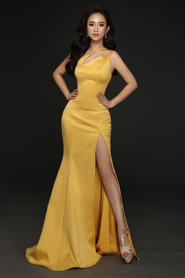 Chân dung Hương Trà - người đẹp giành vương miện Hoa hậu Thế giới người Việt tại Pháp - 3