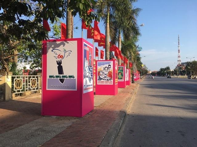 Khai mạc triển lãm tranh cổ động kỷ niệm 60 năm Ngày mở đường Hồ Chí Minh - Ảnh minh hoạ 4