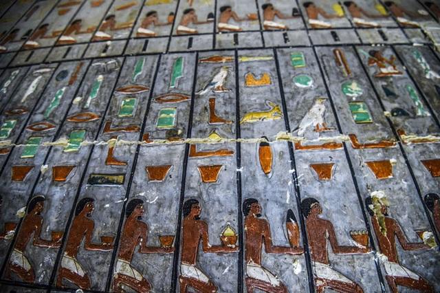 Ngôi mộ 4.000 năm tuổi ở Ai Cập còn nguyên như mới - 2