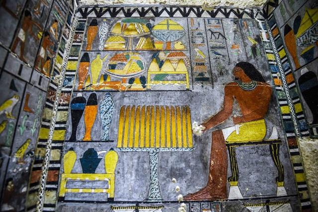 Ngôi mộ 4.000 năm tuổi ở Ai Cập còn nguyên như mới - 3