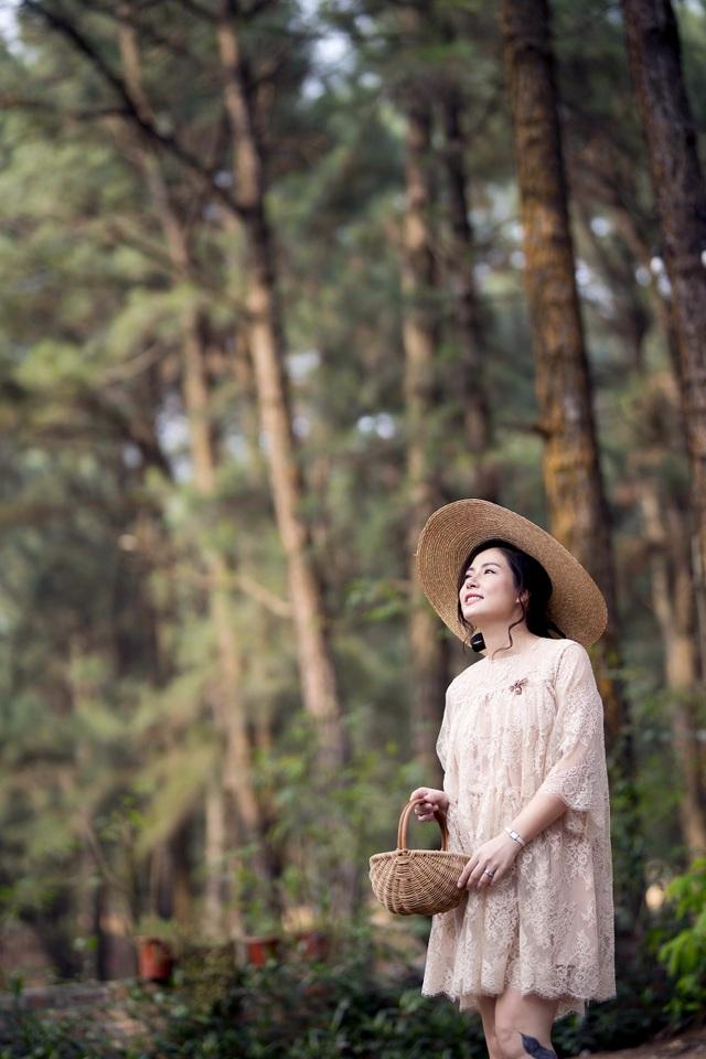 Sinh nhật lãng mạn giữa rừng thông Ba Vì đẹp như mơ của thành viên nhóm Doremi - 12