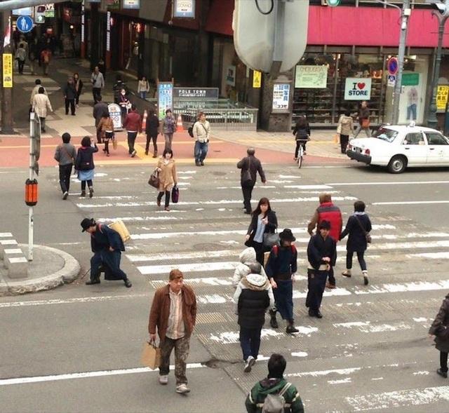 Câu chuyện đằng sau những Samurai dọn rác gây hiếu kỳ ở Nhật Bản - 2