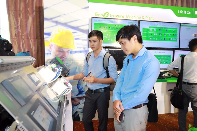 Hành trình 25 năm Schneider Electric tại Việt Nam - 2