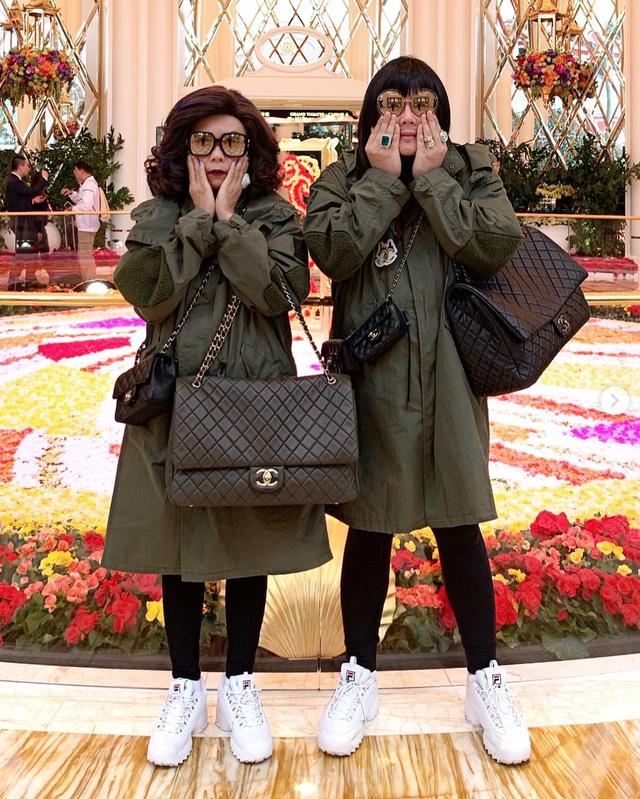 """Thái Lan: Cặp mẹ con nổi tiếng vì diện đồ đôi trên một """"tầm cao"""" mới - 7"""