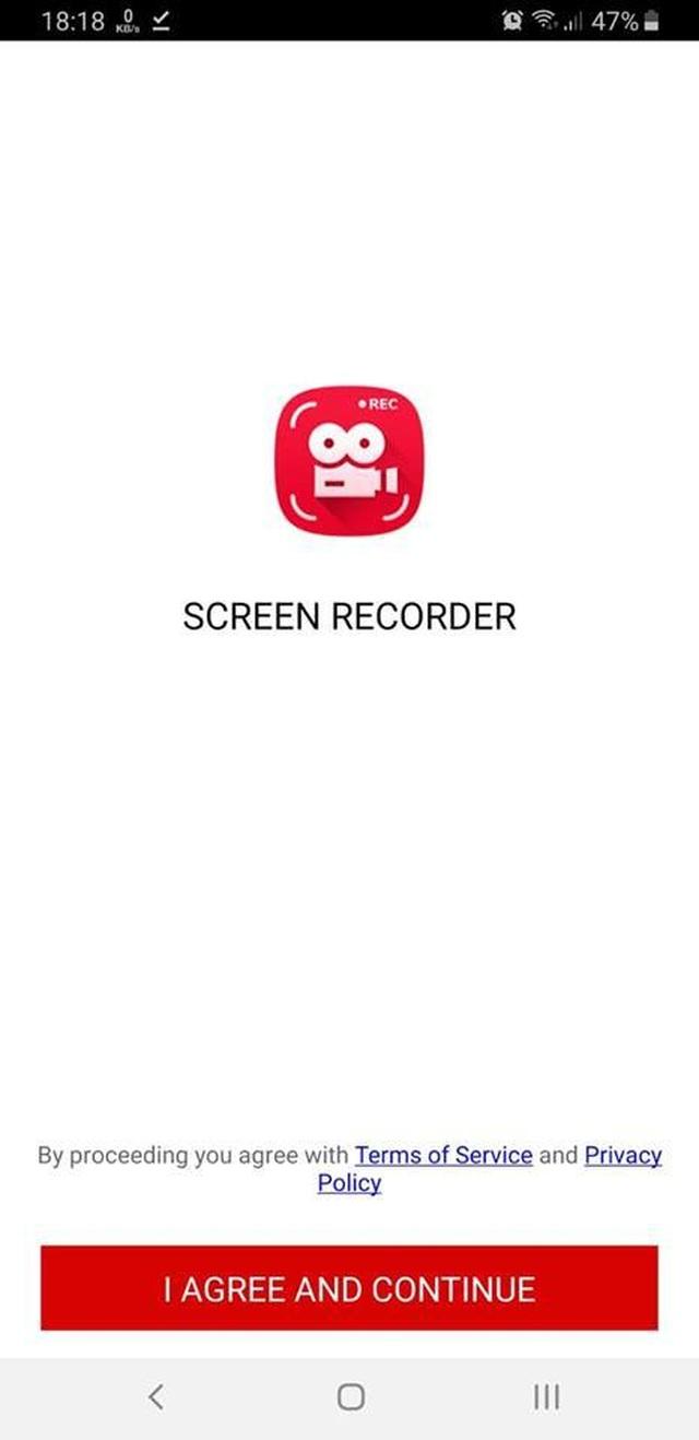 Ứng dụng miễn phí giúp dễ dàng ghi lại các hoạt động trên màn hình smartphone - 1