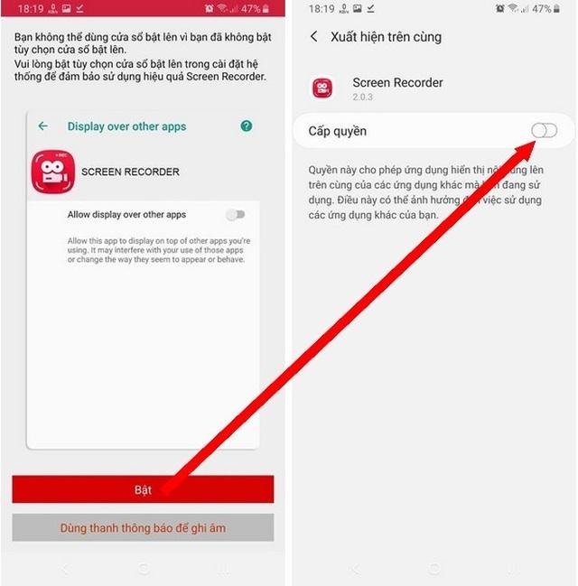 Ứng dụng miễn phí giúp dễ dàng ghi lại các hoạt động trên màn hình smartphone - 2