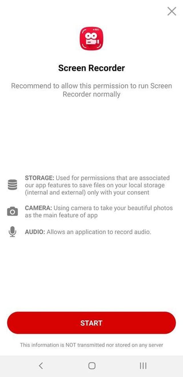 Ứng dụng miễn phí giúp dễ dàng ghi lại các hoạt động trên màn hình smartphone - 3