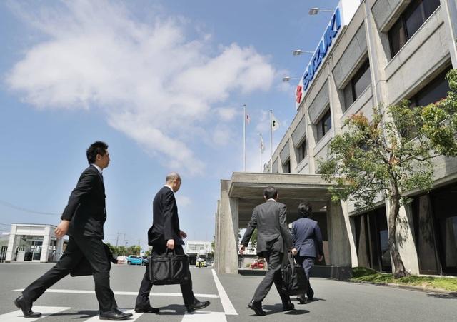 Nhật Bản điều tra quy trình kiểm tra chất lượng xe ô tô Suzuki - 1