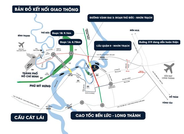 Thị trường TP.HCM trầm lắng, dòng tiền đua nhau đổ về bất động sản Nhơn Trạch - 3