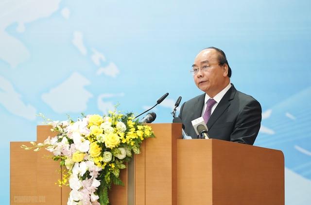 Thủ tướng nêu dẫn chứng về vị thế quốc gia của Việt Nam - 1