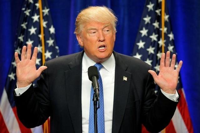 """Ông Trump nổ """"phát súng"""" đầu tiên trong cuộc chiến pháp lý với đảng Dân chủ - 1"""