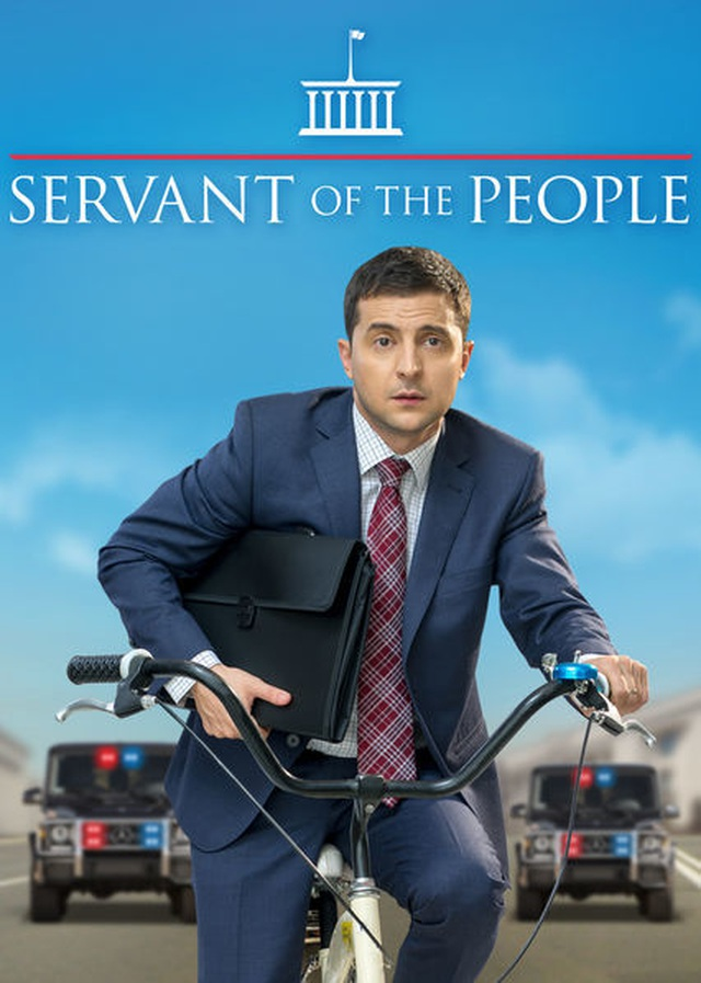 Chuyện đời như phim của diễn viên hài thắng cử tổng thống Ukraine - 1