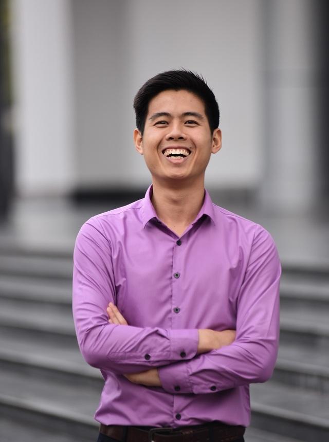 Tiến sĩ toán học 9X: Bỏ cơ hội làm việc ở Pháp về Việt Nam dạy học - 2