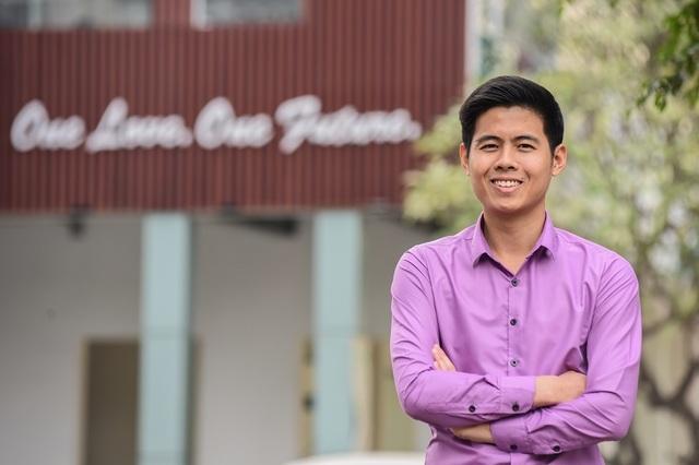 Tiến sĩ toán học 9X: Bỏ cơ hội làm việc ở Pháp về Việt Nam dạy học - 1