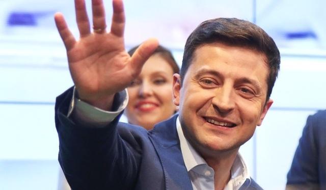 Nga hy vọng cải thiện quan hệ với Ukraine khi diễn viên hài thắng cử tổng thống - 1