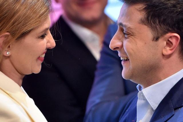 """""""Bóng hồng"""" quyền lực đứng sau diễn viên hài đắc cử tổng thống Ukraine - 4"""