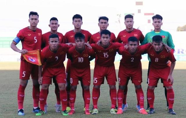 Việt Nam đăng cai vòng loại giải U16 và U19 châu Á - 1