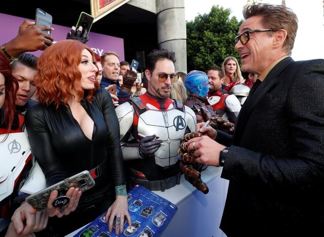 """""""Avengers: Endgame"""" dài 3 tiếng, chủ tịch Marvel khuyên fan đừng ăn uống gì trước khi vào rạp - 8"""