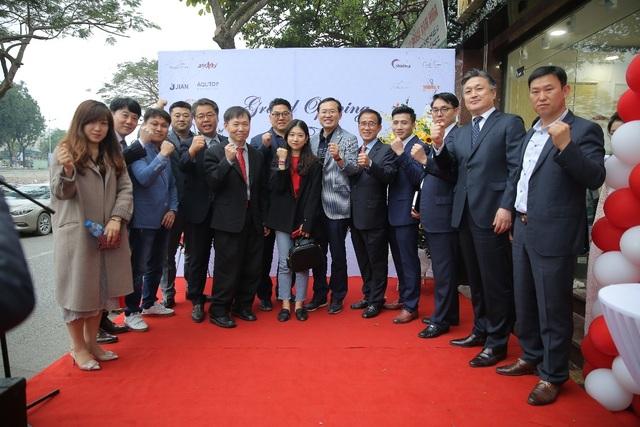 Lễ công bố hợp tác quốc tế Việt Nam - Hàn Quốc giữa doanh nghiệp Việt Nam và các nhà sản xuất Hàn Quốc - 1