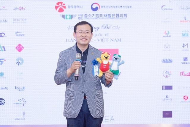 Lễ công bố hợp tác quốc tế Việt Nam - Hàn Quốc giữa doanh nghiệp Việt Nam và các nhà sản xuất Hàn Quốc - 2
