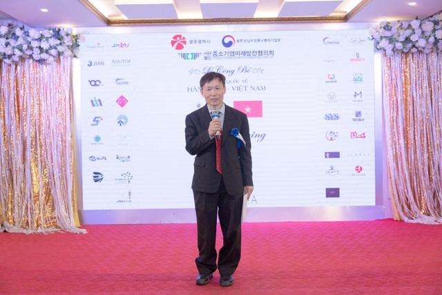 Lễ công bố hợp tác quốc tế Việt Nam - Hàn Quốc giữa doanh nghiệp Việt Nam và các nhà sản xuất Hàn Quốc - 3