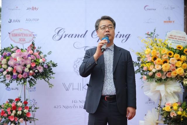 Lễ công bố hợp tác quốc tế Việt Nam - Hàn Quốc giữa doanh nghiệp Việt Nam và các nhà sản xuất Hàn Quốc - 4