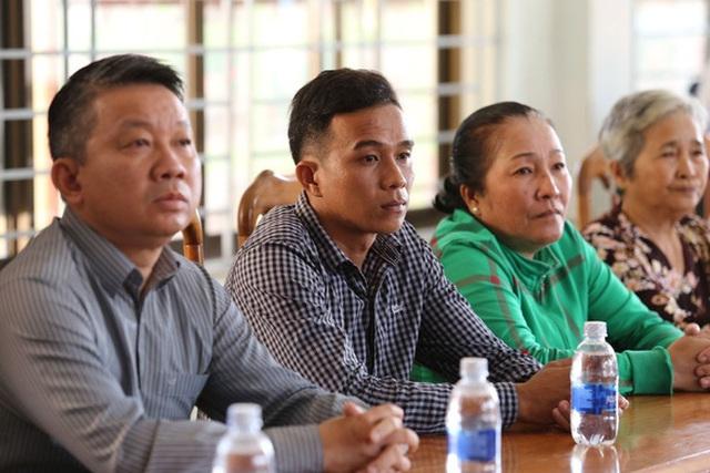 Viện Kiểm sát huyện Cần Giờ công khai xin lỗi người bị oan sai - 2