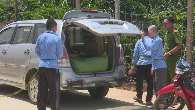 Nhóm đối tượng thuê ô tô gây ra hàng chục vụ trộm nông sản - 1