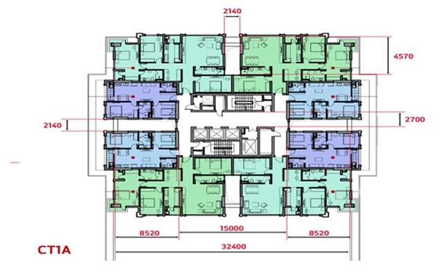 """""""Chạm nóc"""" trước 45 ngày, Ecoba cam kết về tiến độ và chất lượng thi công tòa CT2 Dự án Iris Garden - 4"""