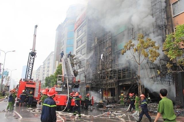 Bộ Công an hướng dẫn cách sử dụng điện đề phòng cháy nổ - 1