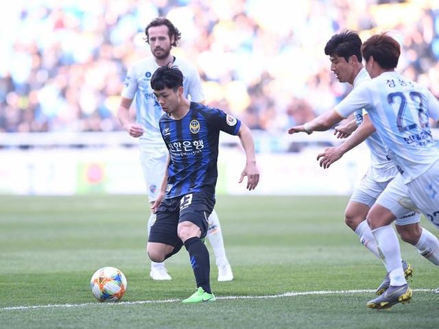 Sức hút của Công Phượng khiến nhiều CLB K-League ghen tỵ - 1