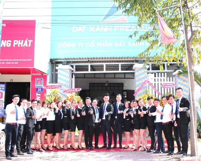 Công phá thị trường Đông Nam Bộ, Đất Xanh Premium khai trương văn phòng tại Bà Rịa Vũng Tàu - 2