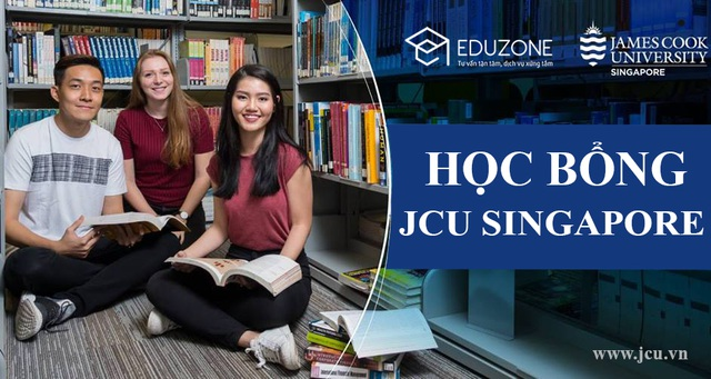 """Ngày hội tư vấn chuyên đề """"Tìm hiểu và giải đáp học bổng tới 100% học phí tại JCU Singapore"""" - 1"""