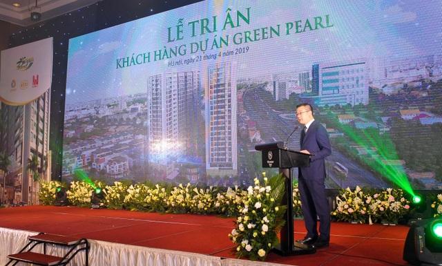 Gần 400 khách hàng dự lễ tri ân dự án Green Pearl 378 Minh Khai - 1