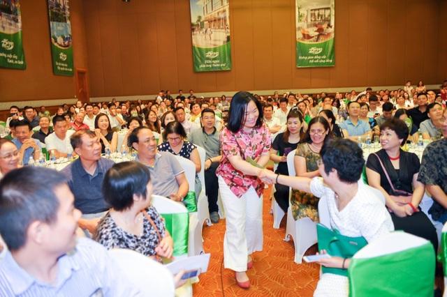 Gần 400 khách hàng dự lễ tri ân dự án Green Pearl 378 Minh Khai - 2