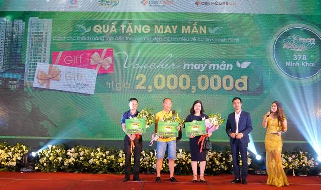 Gần 400 khách hàng dự lễ tri ân dự án Green Pearl 378 Minh Khai - 4