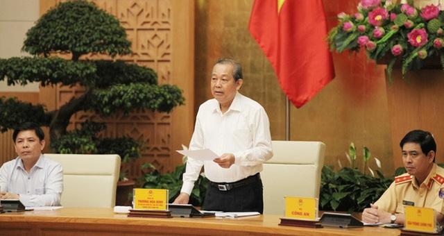 Phó Thủ tướng: Truy trách nhiệm tai nạn từ khâu đào tạo, cấp giấy phép lái xe - 1