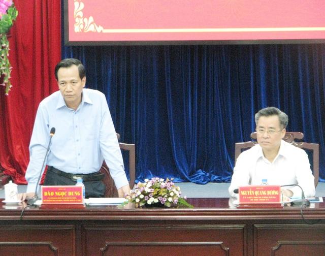 Bộ trưởng Lao động: Sẽ đề xuất Luật phòng chống bạo lực, xâm hại trẻ em - 1