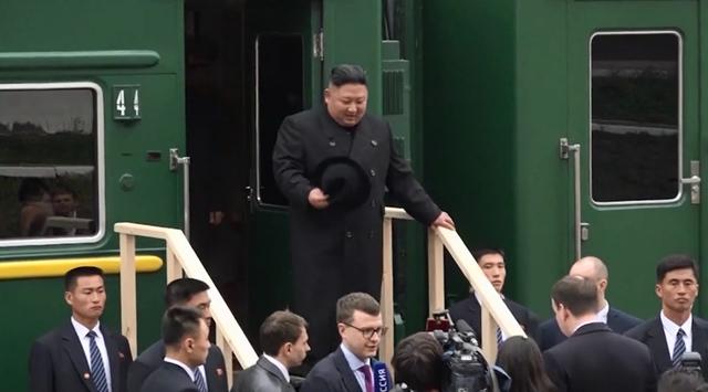Nga trải thảm đỏ sẵn sàng đón tiếp ông Kim Jong-un - 1