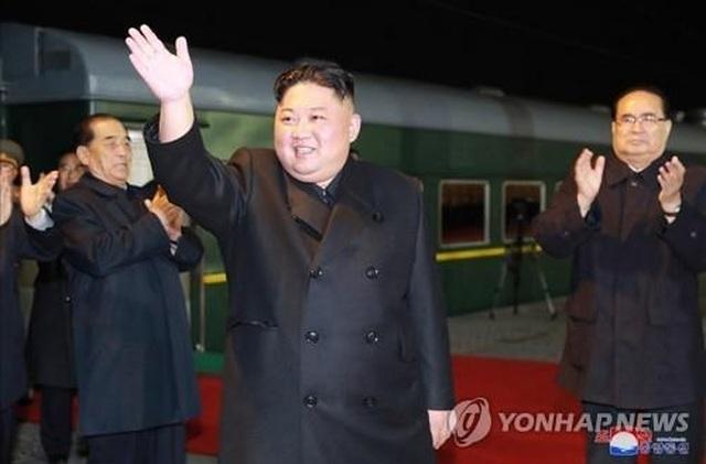 Những hình ảnh ấn tượng về chuyến thăm Nga lịch sử của ông Kim Jong-un - 1
