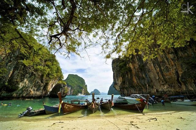 4 thiên đường biển ở Châu Á nhất định phải đến trong mùa hè này! - 20