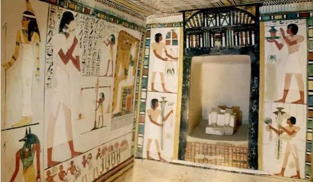 Ngôi mộ 3.500 năm tuổi tiết lộ bí mật về cuộc sống sau cái chết của các Pharaoh - 1