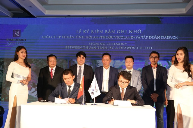 Lễ ra mắt chuỗi thương hiệu Risemount - Cơ hội vàng cho giới đầu tư Việt - 2