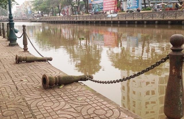 Ninh Bình: Dự án nạo vét sông 10 năm vẫn dở dang, chưa bàn giao đã xuống cấp! - 4