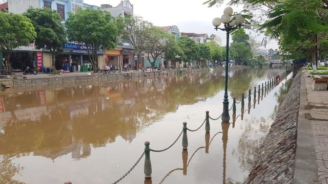 Ninh Bình: Dự án nạo vét sông 10 năm vẫn dở dang, chưa bàn giao đã xuống cấp! - 2