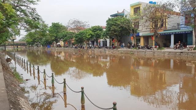 Ninh Bình: Dự án nạo vét sông 10 năm vẫn dở dang, chưa bàn giao đã xuống cấp! - 3
