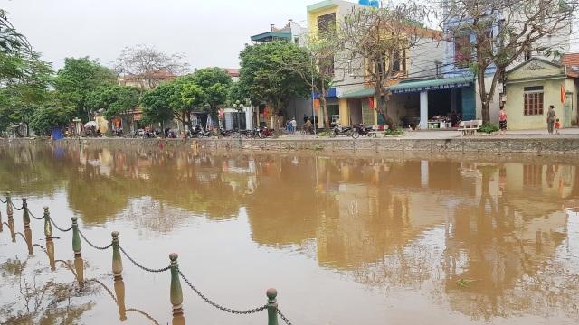 Ninh Bình: Dự án nạo vét sông 10 năm vẫn dở dang, chưa bàn giao đã xuống cấp! - 5