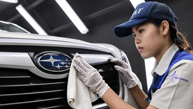"""Sắp có Subaru Forester """"giá rẻ"""" tại Việt Nam - 1"""